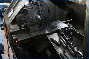 六角螺栓车削工序
