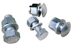 高强度镀锌螺栓的分类
