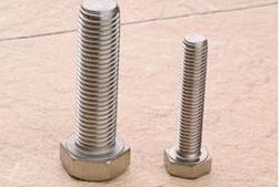 不锈钢六角螺栓如何防止生锈