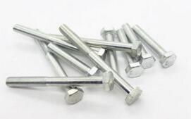 镀锌六角螺栓