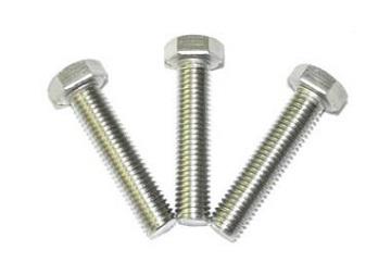 高强度热镀锌螺栓