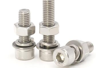 内六角螺栓的种类、规格、标准