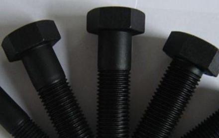 奉化高强度发黑螺栓生产厂家