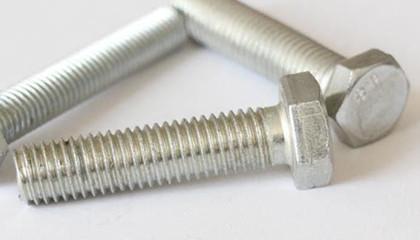 常见的达克罗六角螺栓使用误区