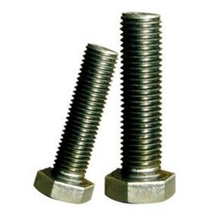 非标镀锌瓦楞六角螺栓应用领域