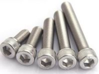 内六角螺栓的材质和规格介绍