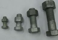 热镀锌六角螺栓介绍及热镀锌螺栓M8×40重量是多少