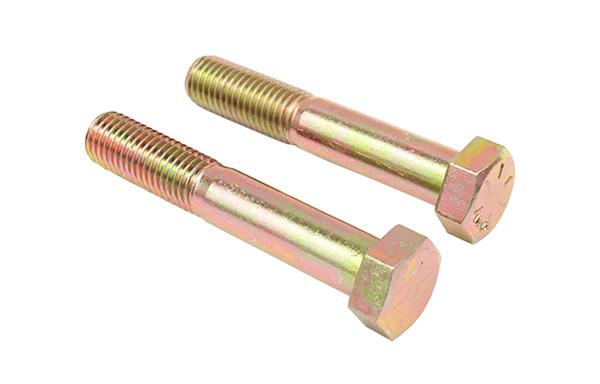 高强度镀锌螺栓